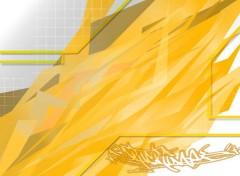 Fonds d'écran Art - Numérique Gold Ice