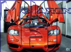 Fonds d'écran Voitures McLaren F1 '97