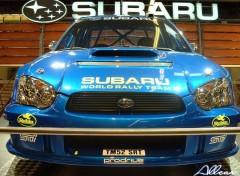 Fonds d'écran Voitures Subaru [Rally Sport]