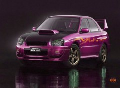 Wallpapers Cars subaru impz by mike