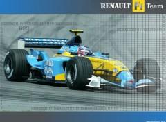 Fonds d'écran Sports - Loisirs Renault 1024x768