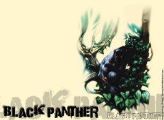 Wallpapers Comics Ruthay Black Panther 02