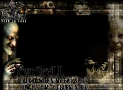 Wallpapers Video Games Wall SLAYERS - EvilSpell version 6