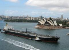 Fonds d'écran Voyages : Océanie Opéra de Sydney
