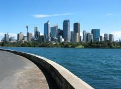 Fonds d'écran Voyages : Océanie Buildings de Sydney