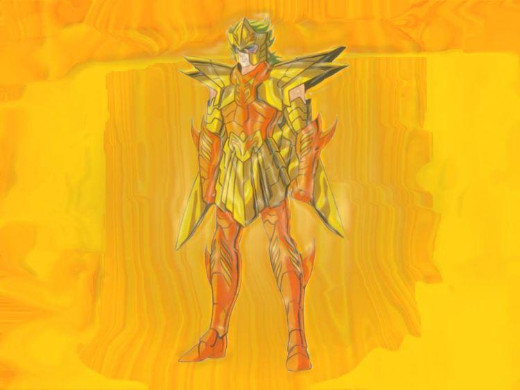 Fonds d'écran Manga Saint Seiya - Les Chevaliers du Zodiaque Isaac
