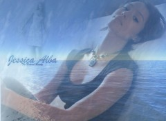 Fonds d'écran Célébrités Femme Jessica Alba 010
