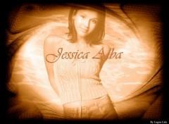 Fonds d'écran Célébrités Femme Jessica Alba 005