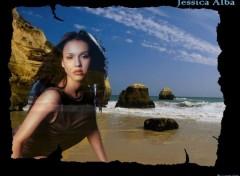 Fonds d'écran Célébrités Femme Jessica Alba 007