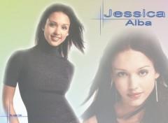 Fonds d'écran Célébrités Femme Jessica Alba 016