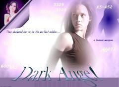 Fonds d'écran Séries TV Dark Angel 003