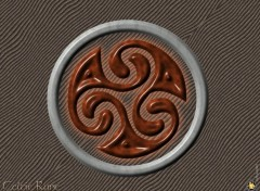 Wallpapers Digital Art Celtic Rune