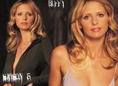 Fonds d'écran Séries TV Buffy Saison 5