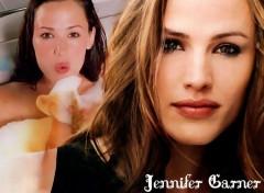 Fonds d'écran Célébrités Femme Jennifer Garner 01
