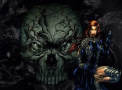 Fonds d'écran Comics et BDs witchblade