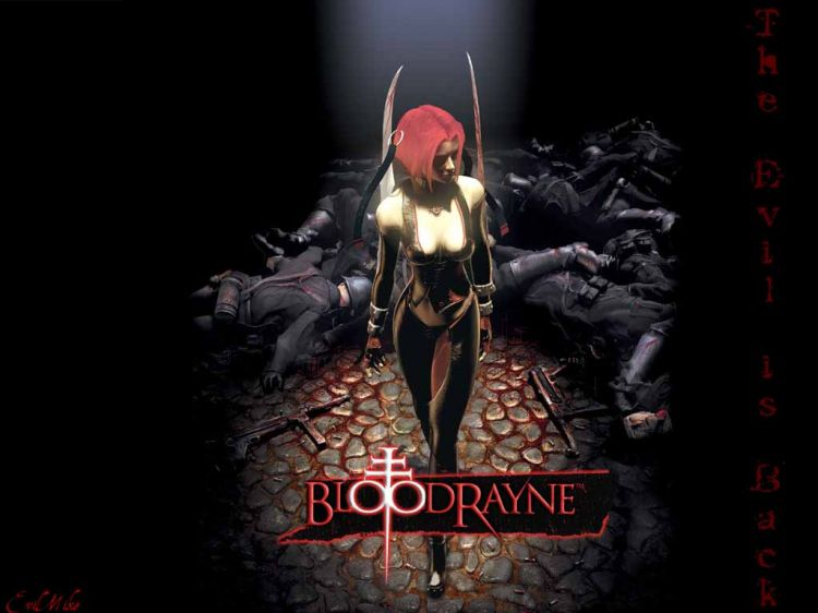 Wallpapers Video Games Wallpapers Bloodrayne Bloodrayne The Dhampire By Evilmike Hebus Com