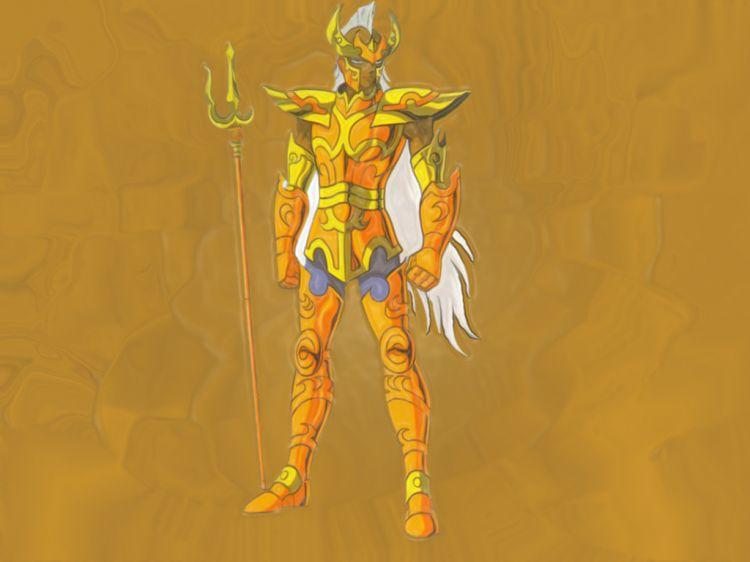 Fonds d'écran Manga Saint Seiya - Les Chevaliers du Zodiaque Kristna
