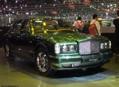 Fonds d'écran Voitures Bentley Arnage
