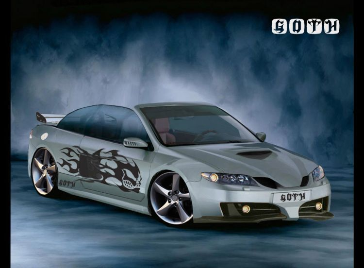 Wallpapers Cars Wallpapers Tuning Renault Laguna Ii By