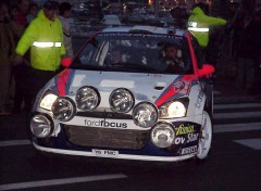 Wallpapers Sports - Leisures Ford Focus WRC 2002