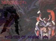 Fonds d'écran Comics et BDs Magneto