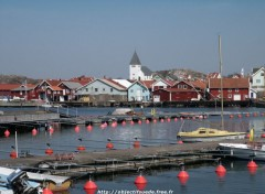 Fonds d'écran Voyages : Europe Skärhamn