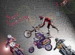 Fonds d'écran Motos Moto Madness