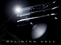 Fonds d'écran Jeux Vidéo Splinter Cell first mission