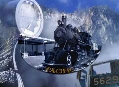 Fonds d'écran Transports divers Southern Pacific