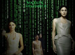 Wallpapers Movies Matrix reloaded... (Monica Bellucci)
