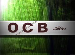 Fonds d'écran Grandes marques et publicité OCB Slim et la Nature !!!