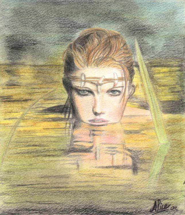 Fonds d'écran Art - Crayon Fantasy - Illustrations me cherchez pas!