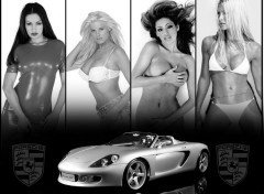 Wallpapers Cars Porsche Carrera GT