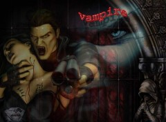 Wallpapers Video Games vampire
