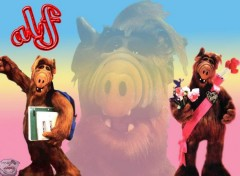 Wallpapers TV Soaps alf01