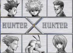 Fonds d'écran Manga HxH
