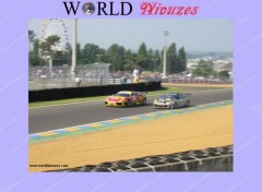 Wallpapers Sports - Leisures 24 Heures du Mans 2003