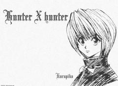 Fonds d'écran Manga Kurapika