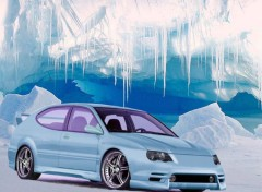 Wallpapers Cars evo6 ou 7 ou 8 lol je me rapele +