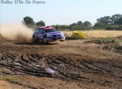 Fonds d'écran Sports - Loisirs Clio Super 1600