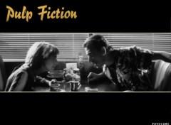 Fonds d'écran Cinéma Pulp Fiction