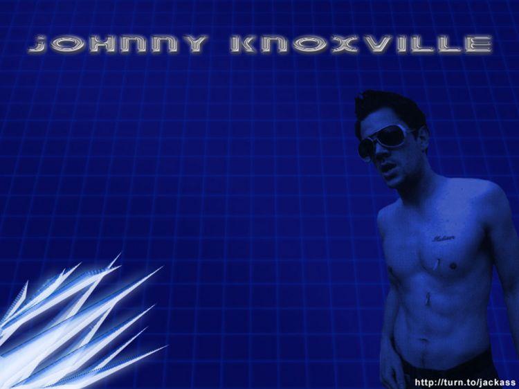 Fonds d'écran Célébrités Homme Johnny Knoxville Johnny Knoxville - BlueIce [Jackass]