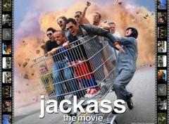 Fonds d'écran Séries TV Jackass: The Movie - Poster wallpaper