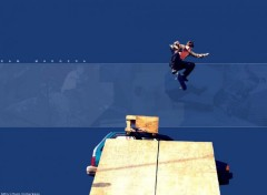 Fonds d'écran Célébrités Homme Bam Margera - Skateboarding [Jackass]