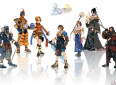 Wallpapers Video Games Final Fantasy X