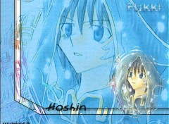 Fonds d'écran Manga Fukki