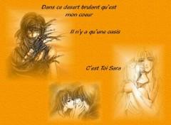 Fonds d'écran Manga Confession