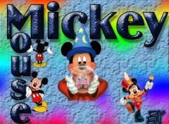 Fonds d'écran Dessins Animés Mickey Mouse