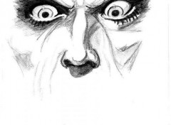 Fonds d'écran Art - Crayon Le Gros Méchant (kel titre!!)