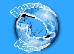 Fonds d'écran Dessins Animés La Bourrique Magique